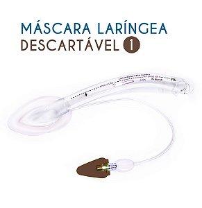 Máscara laríngea Descartável N1
