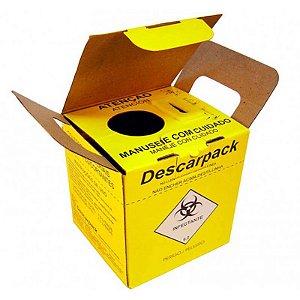 Coletor para Material Perfurocortante 1,5 L