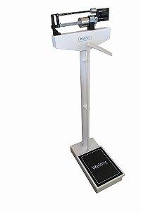 Balança Mecânica antropométrica Adulto 150Kg - 110CH