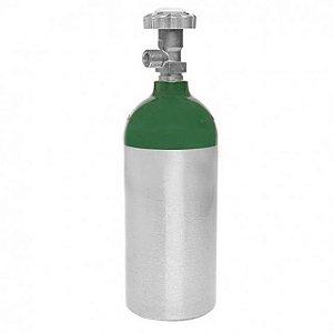 Cilindro De Oxigênio Medicinal em alumínio 1,7 Litros (Sem carga)
