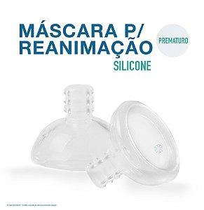 Máscara Para Reanimação (Prematuro)