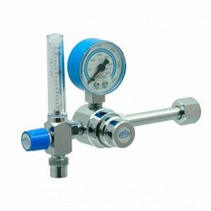 Válvula Reguladora P/ Cilindro De Óxido Nitroso - Fluxômetro