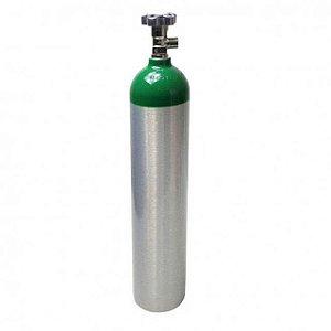 Cilindro de Oxigênio Medicinal em Alumínio  3 Litros (Sem carga)