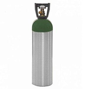 Cilindro de Oxigênio Medicinal em Alumínio  20 Litros (Sem carga)