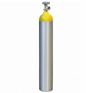 Cilindro de Ar Comprimido em Alumínio  2,8L (Sem Carga)
