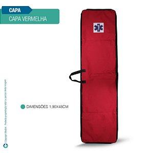 Capa para Kit Cipa - Vermelha