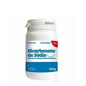 Caixa com 12 Unidades - Bicarbonato de Sódio 100g ADV