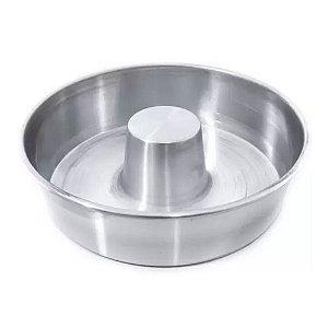 Forma Assadeira de Alumínio Torta Suíça 25,5x6