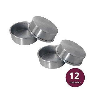 Forma de Alumínio para Pão de Mel 5 x 1,5
