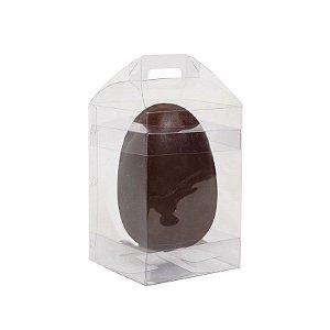 Embalagem de Acetato Para Ovo de Páscoa - Com 6 Unidades
