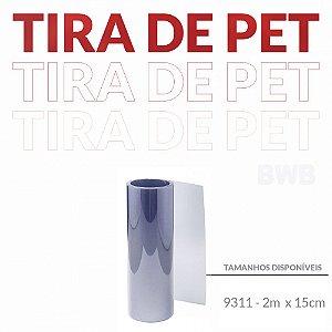 Tira de Acetato/pet Para Bolo - 2m x 15xm - Bwb