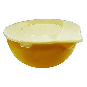 Derretedeira Prática para Chocolate Amarelo G (9612)