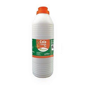 Cola Líquida Branca 1kg | Leonora