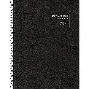 Planner Espiral Cambridge 2020 100 folhas | Tilibra