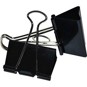 Binder Clips de Papel 41mm Preto | Mourejar