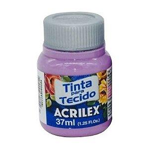 Tinta para Tecido 37ml - Flor de Malva 638 | Acrilex