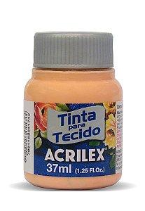 Tinta para Tecido 37ml - Pessego 566 | Acrilex
