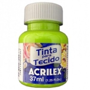 Tinta para Tecido 37ml - Verde Claro | Acrilex