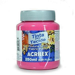 Tinta para Tecido 37ml - Rosa Escuro 542 | Acrilex