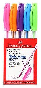 Kit de Caneta esferográfica Trilux 032   Faber Castell