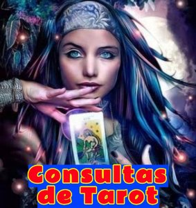 Consutas de Tarot  1/2 Hora  Por Whats App