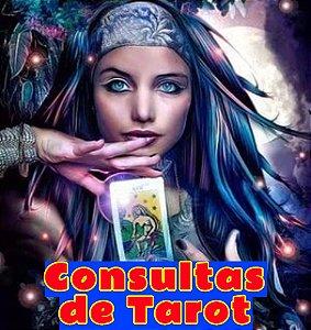 Consultas de Tarot  1 Hora por Whatss App