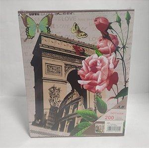 Álbum para 200 Fotos 10x15 - Pontos Turísticos