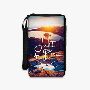 Case para Celular - Just Go