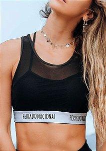 TOP DETALHE TULE FERIADO NACIONAL