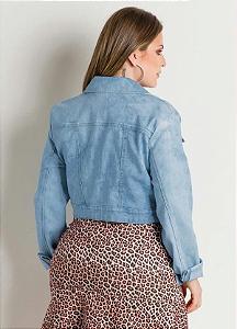 Jaqueta Plus Size feminina - lançamento