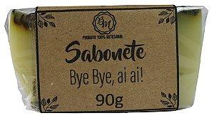 """SABONETE """"BYE BYE, AI AI"""" - LINHA RITUAIS"""