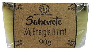"""SABONETE """"XÔ, ENERGIA RUIM"""" - LINHA RITUAIS"""