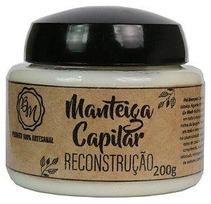 MANTEIGA CAPILAR MULTIFUNCIONAL - RECONSTRUÇÃO