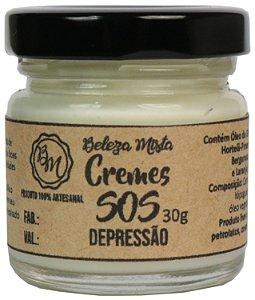 CREME SOS DEPRESSÃO
