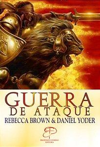 GUERRA DE ATAQUE - Rebecca Brown
