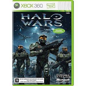 Halo Wars Xbox 360 Jogo Novo Original Lacrado Mídia Física