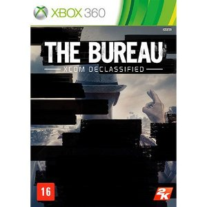Game The Bureau - Xcom Declassified - XBOX 360