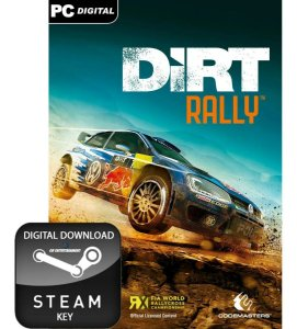 Dirt Rally Steam Código Digital Original (envio por email)