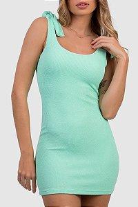 Vestido Firenzi Feminino Verde
