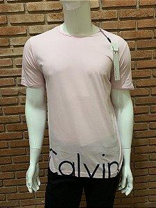 Camiseta Calvin Klein - Rosa