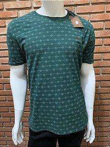 Camiseta Colcci - Verde