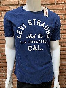 Camiseta Levi's - Marinho
