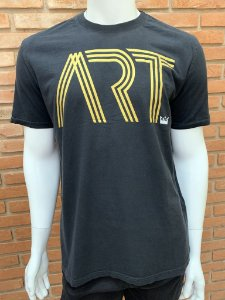 Camiseta Osklen - Preta