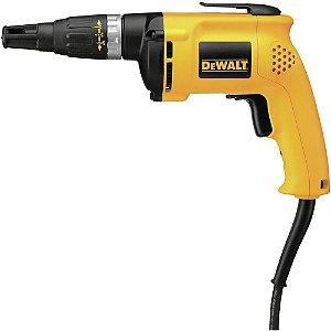 Parafusadeira Drywall 1/4' 540W 220V Dewalt DW255-B2