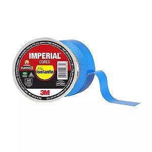 Fita Isolante Imperial 18MM x 10M Azul 3M