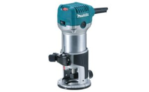 Tupia com base articulavel 6-8MM 220V Makita RT0700C