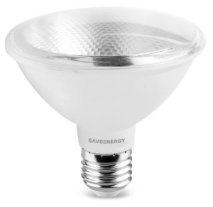Lâmpada de Led PAR30 10W 6500K Bivolt IP54 Save 115.849