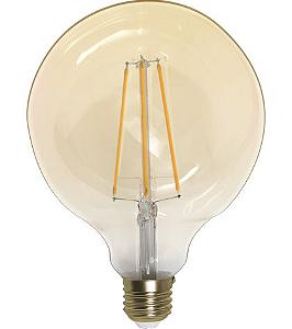 Lâmpada G125 Filamento 4W
