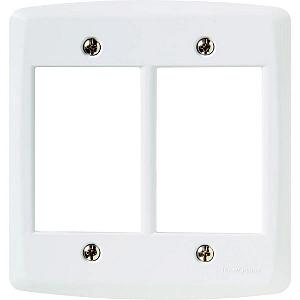 Placa 6 postos 4x4 Lux Tramontina 57105-031