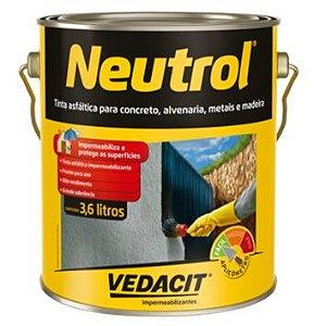 Neutrol Vedacit Galão de 3,6 Litros